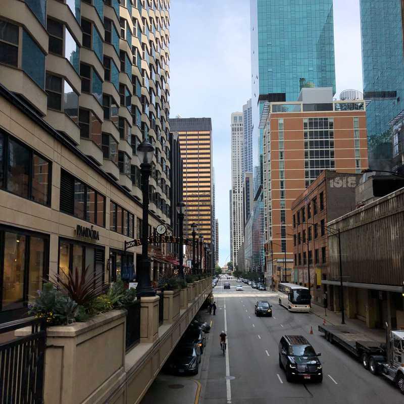 North Michigan Avenue