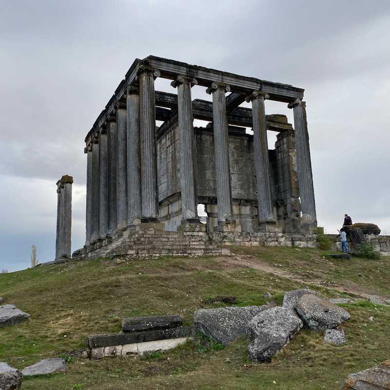 Aizanoi - Temple of Zeus