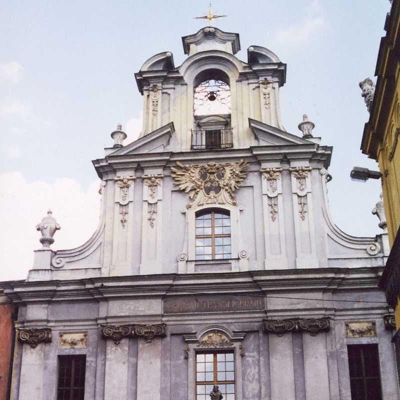 Kościół Pijarów pw. Przemienienia Pańskiego w Krakowie