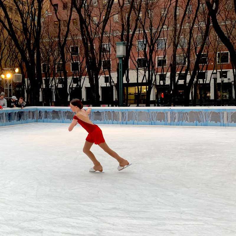 Ice Rink at MetroTech