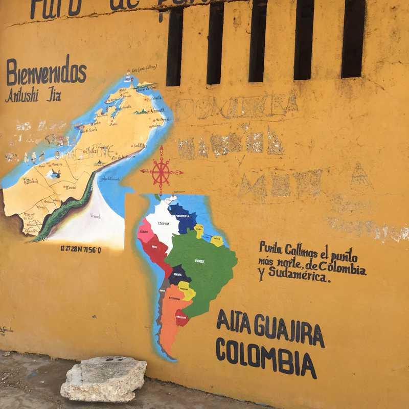 Faro Punta Gallinas