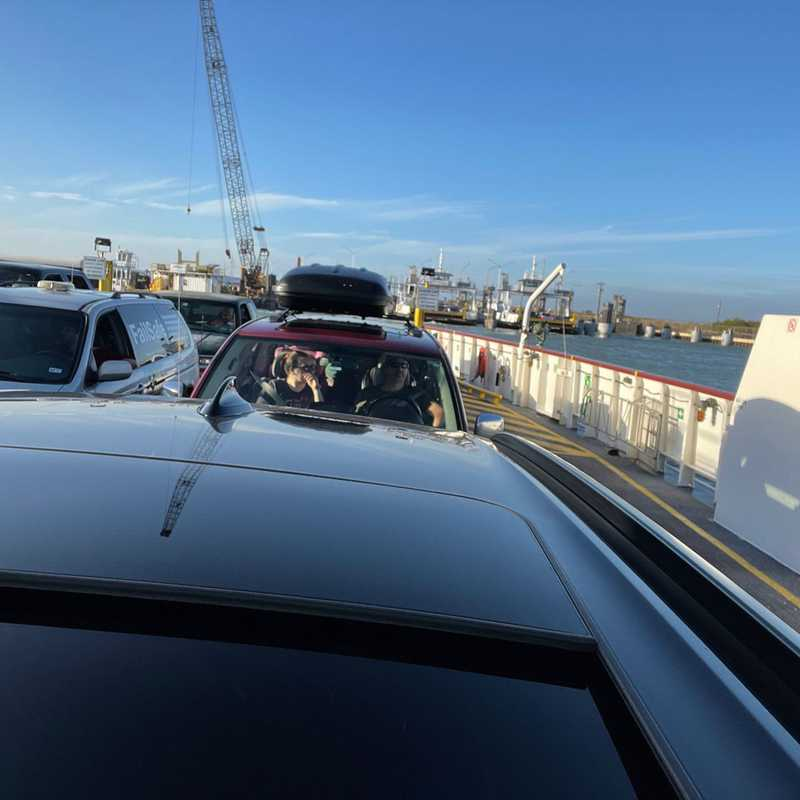 Port Aransas Ferry Landing