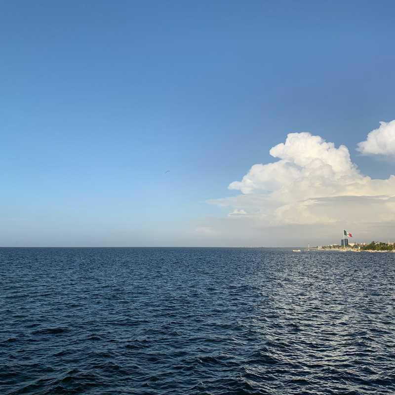 Rosa de los Vientos, Puerto de Arribo