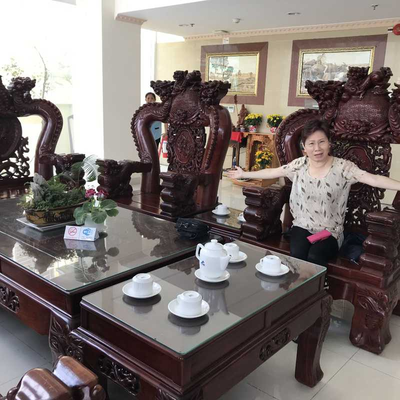 Nhà khách Văn phòng UBND tỉnh An Giang