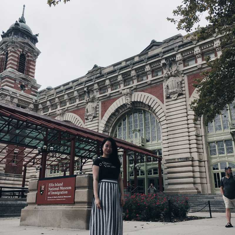 Ellis Island National Museum of Immigration