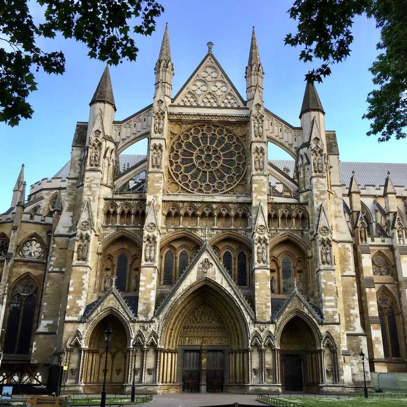 Place / Tourist Attraction: Westminster Abbey (London, United Kingdom)