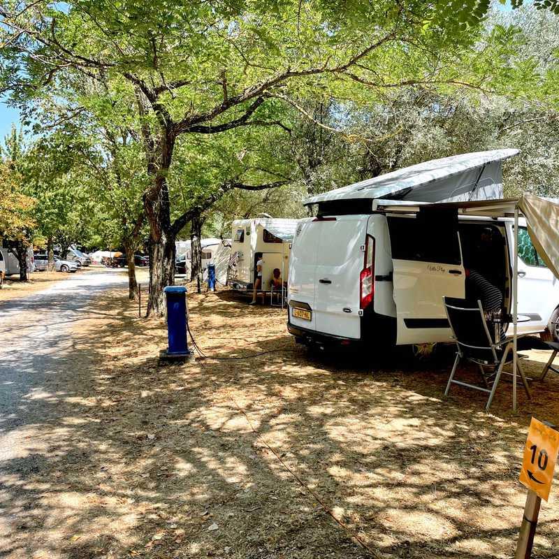 Camping Le Balze Volterra