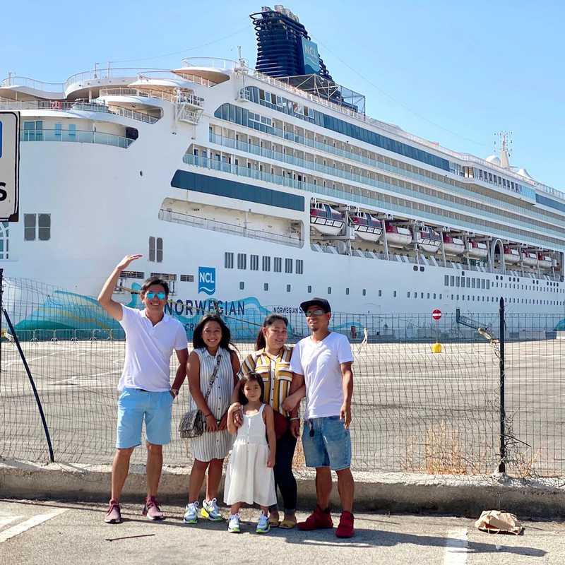 Cruise Pirs Siracusa