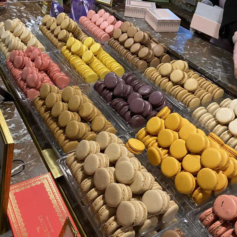 Trip Blog Post by @ASHIYK: PARIS❤️LA DURÉE ❤️2020 | 1 day in Jan (itinerary, map & gallery)