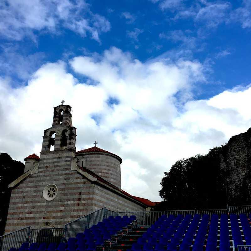 Santa Marija of Punta Church