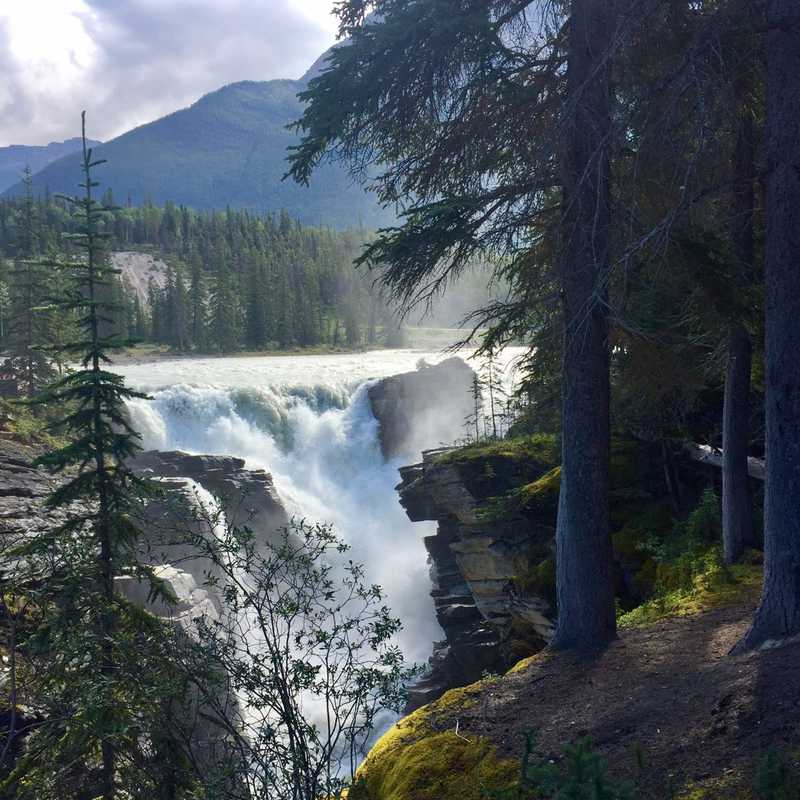 Tangle Creek Falls, AB