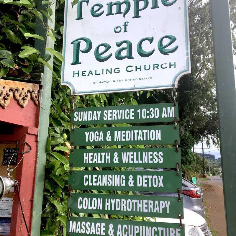 Temple of Peace Healing Sanctuary
