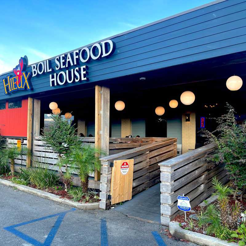 HIEUX Boil Seafood House