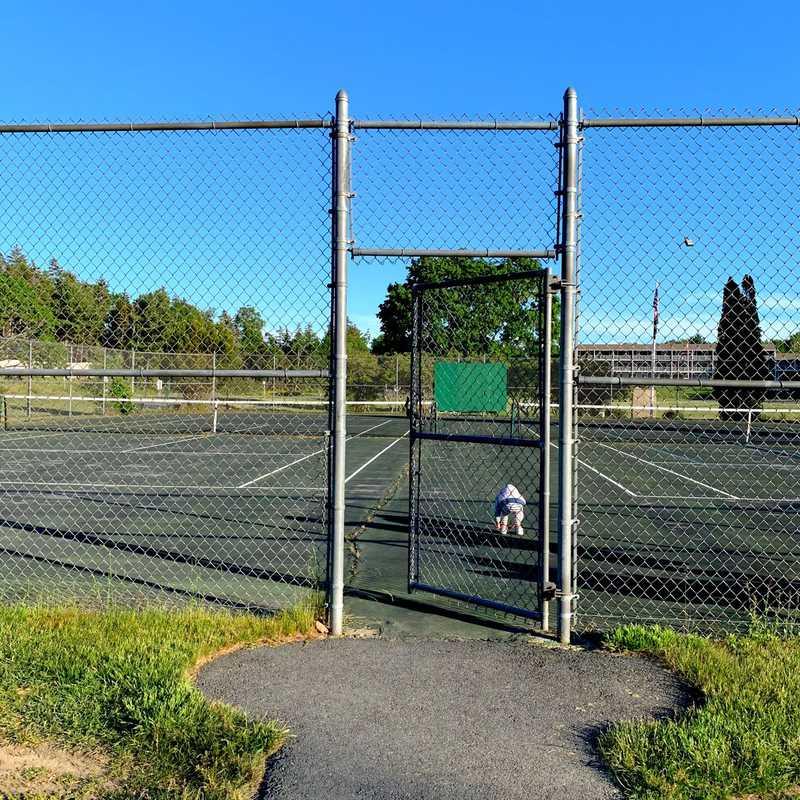 Northeast Harbor Tennis Court