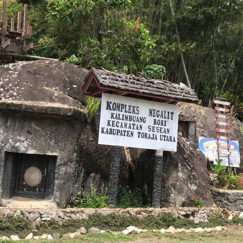 Objek Wisata Kalimbuang Bori