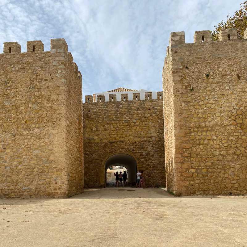 Walk through the historical center of Lagos