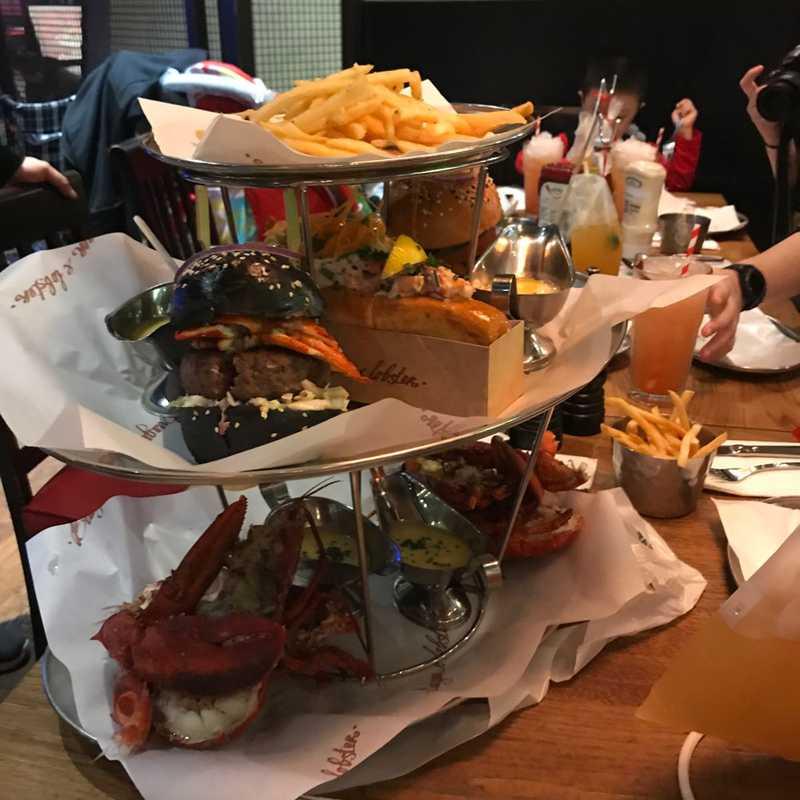Burger & Lobster Malaysia