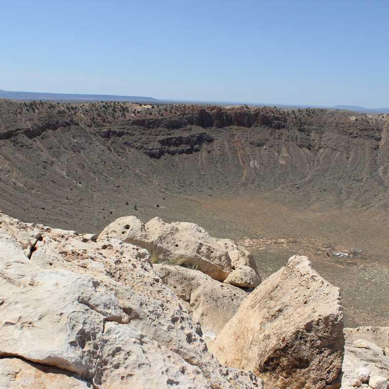 Meteor Crater Natural Landmark