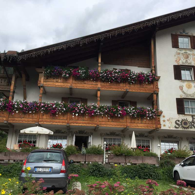 Hotel Garnì Soreie