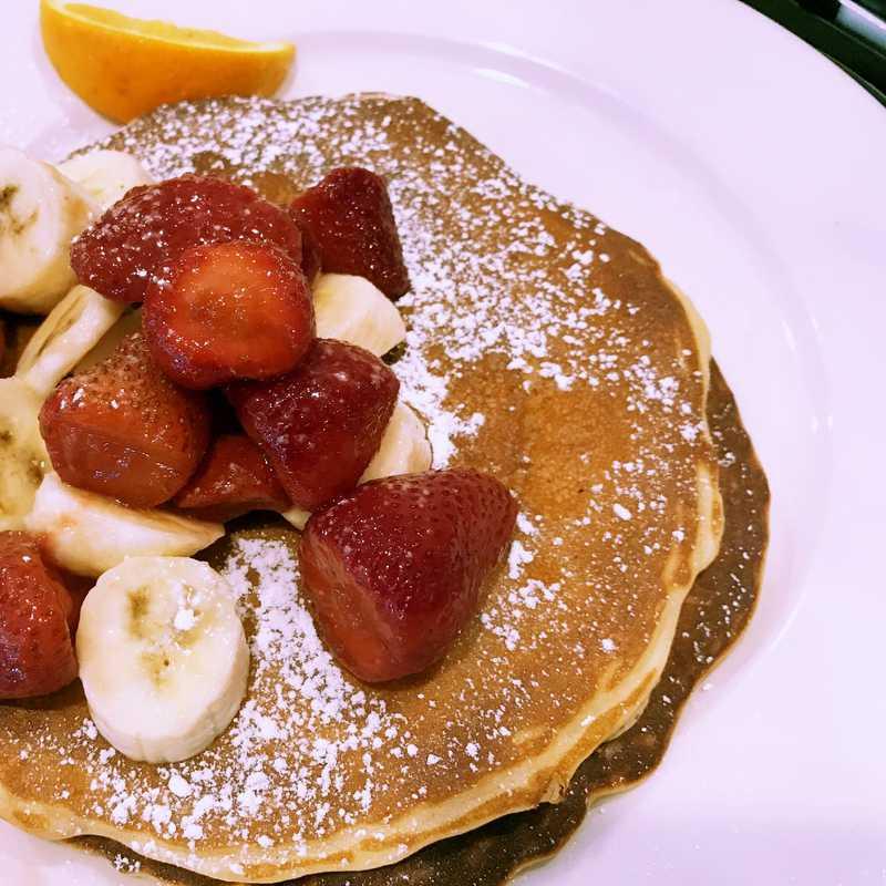 Breakfast at Pancake Joe's