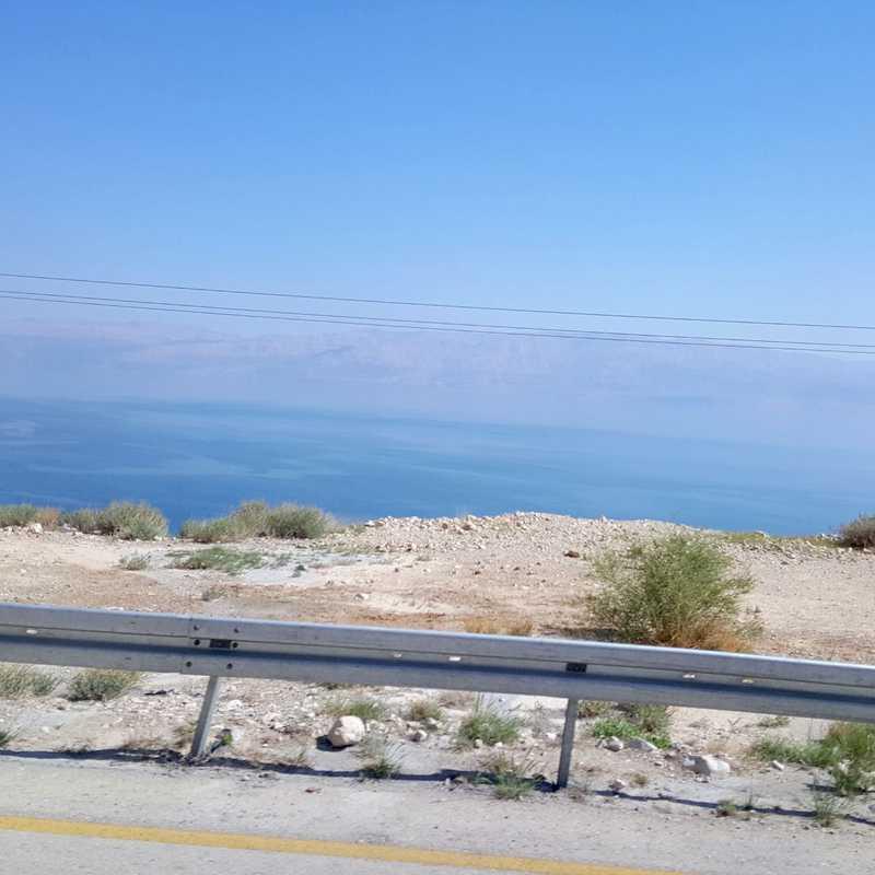 Dead Sea Hot Springs