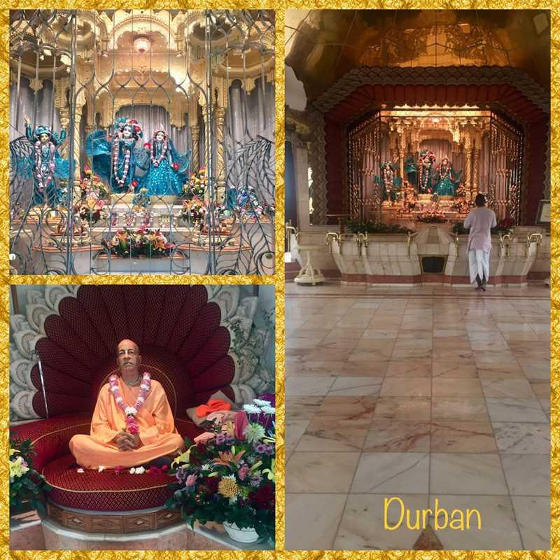 Hare Krishna Temple
