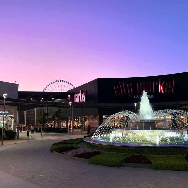 Solesta Shopping Mall