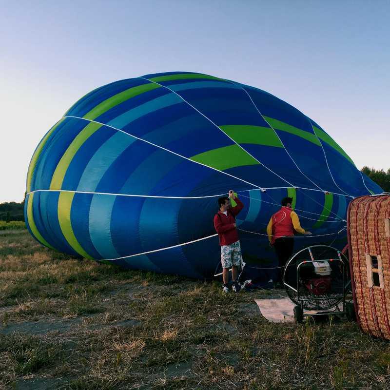 Luberon Hot Air Balloon Ride