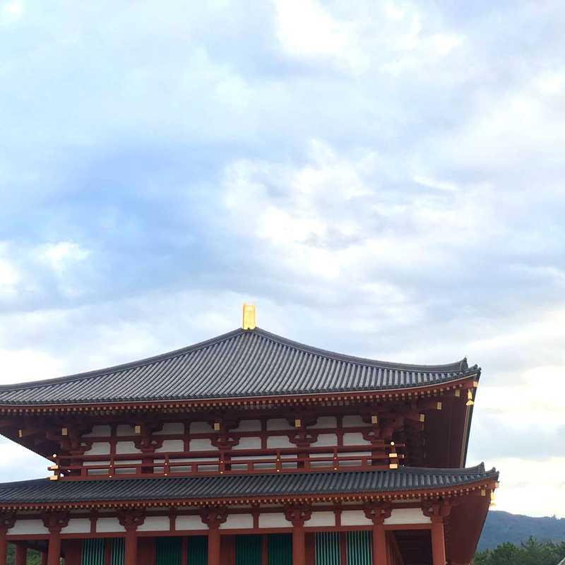 Chū-Kondō (Central Golden Hall) , Kōfuku-ji