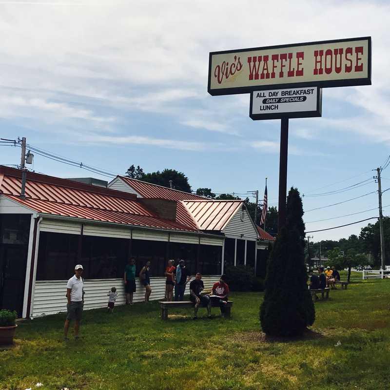 Vic's Waffle House