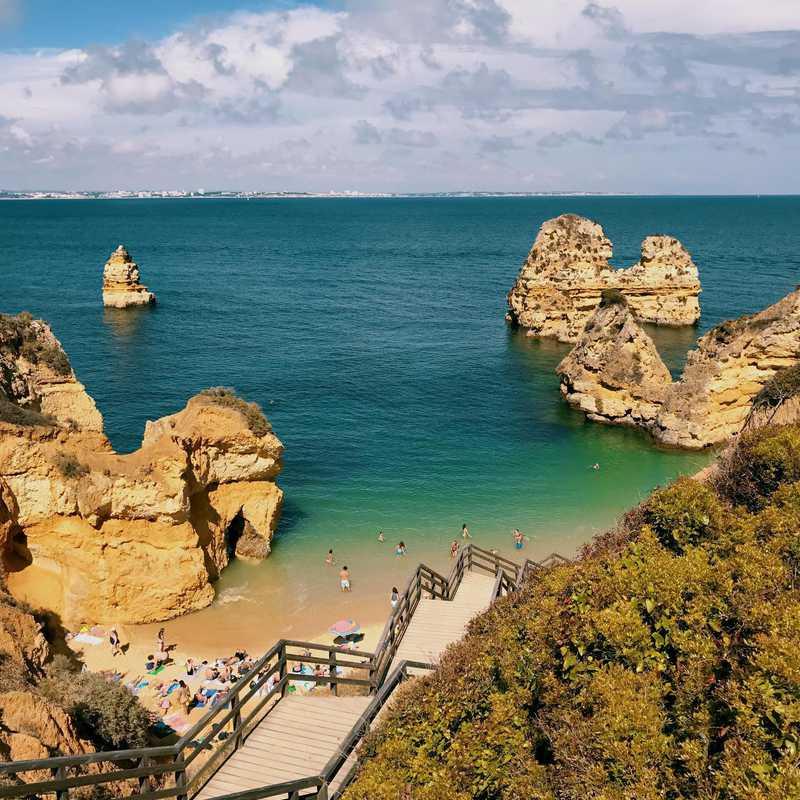 Visit Camilo Beach