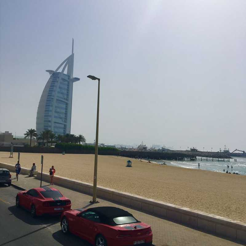United Arab Emirates 2017 | 3 days trip itinerary, map & gallery