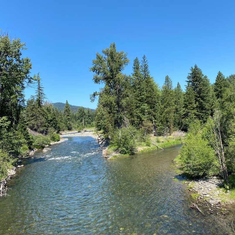 Little Naches River