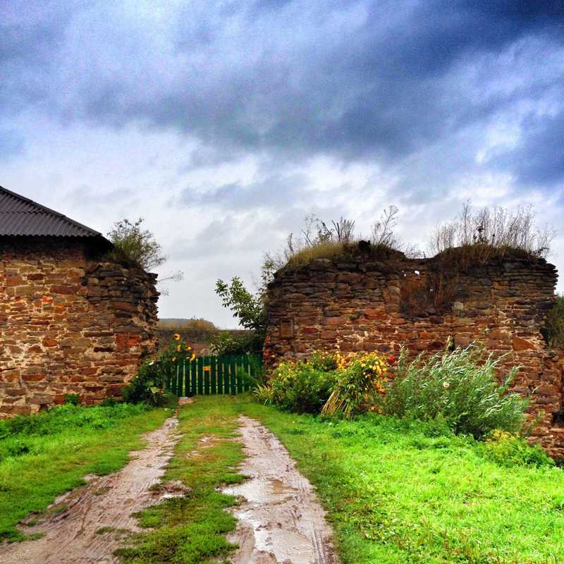 Mykulynetskyy castle