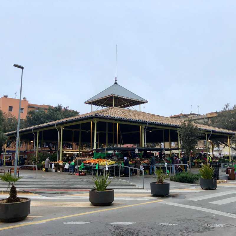 Plaça del Gra