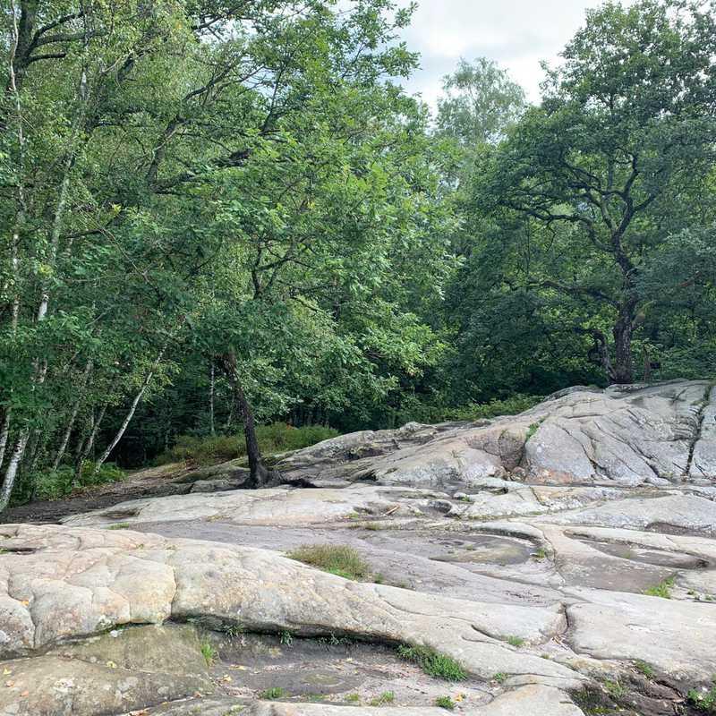 Réserve Naturelle du Roc de Chère