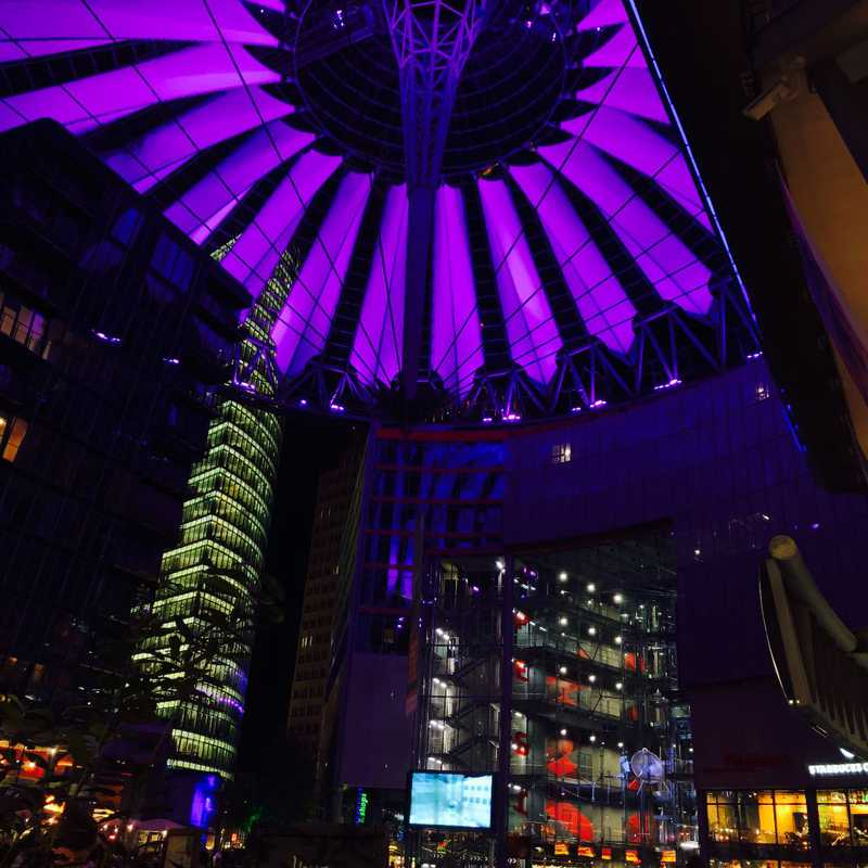 ALEX Berlin, Sony Center