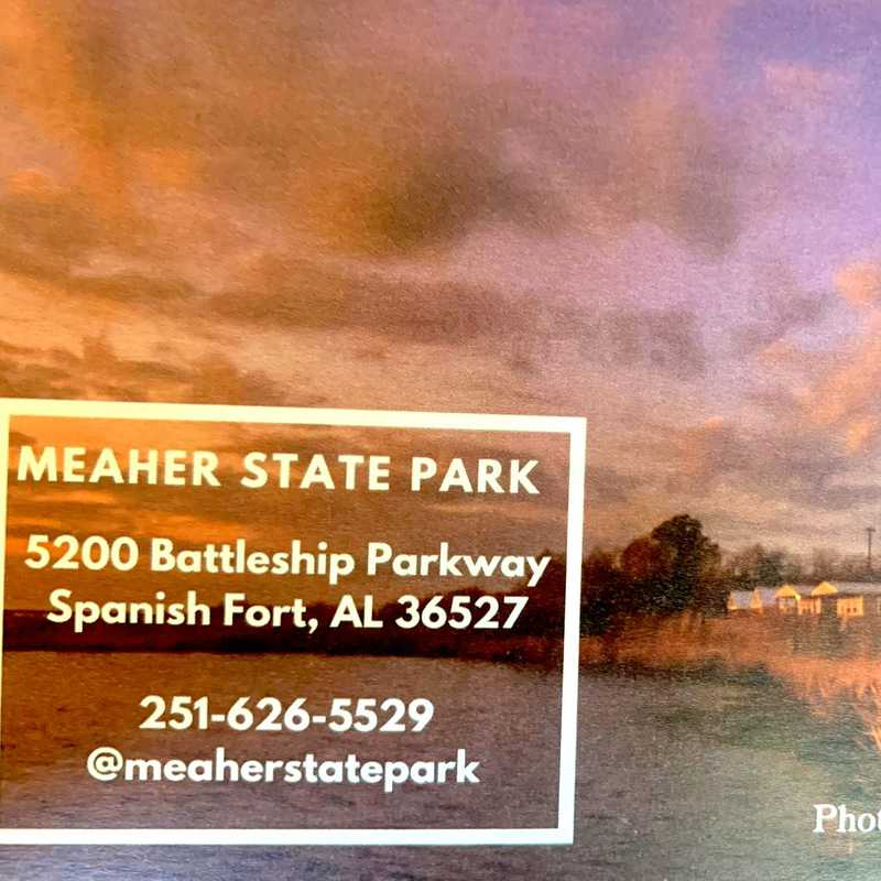 Meaher State Park