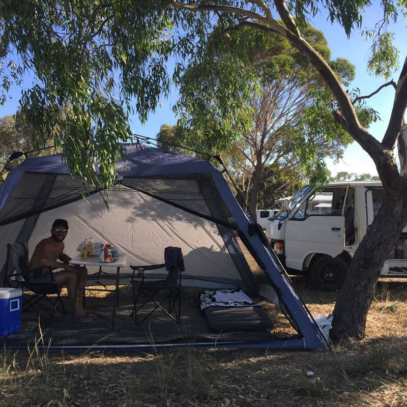 Greens Lake Recreation Reserve Campground