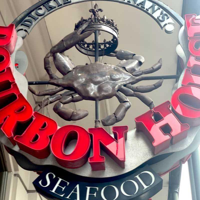 Lunch @ Bourbon House