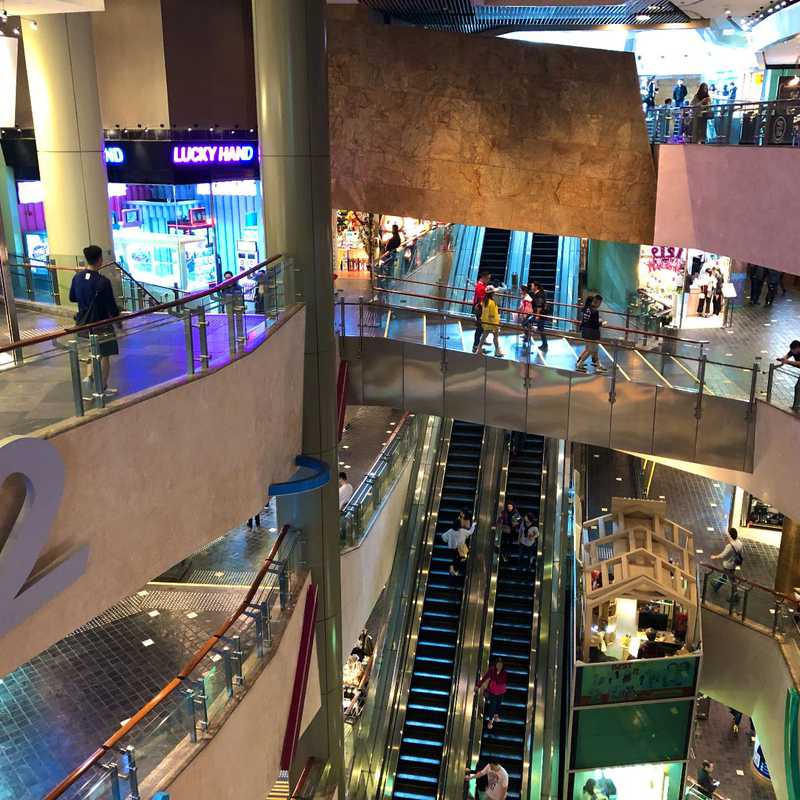Langham Place Shopping Mall