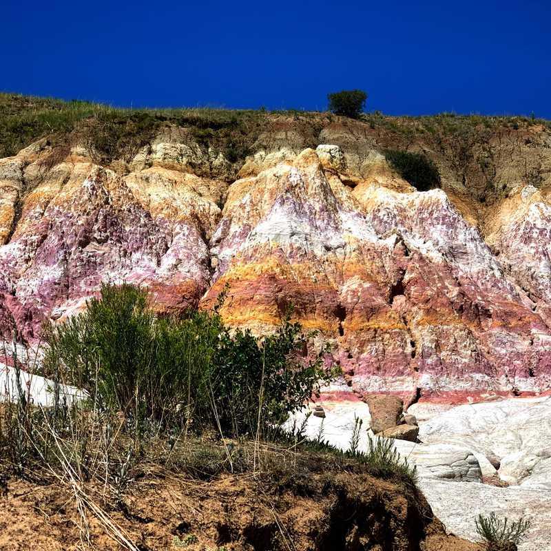 Paint Mines Shoot Site