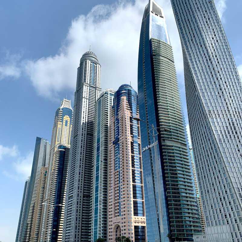 Fantastic Dubai ♥️ | 2 days trip itinerary, map & gallery