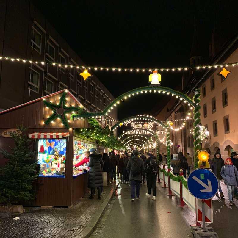 Nürnberger Kinderweihnacht