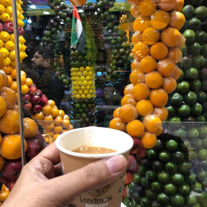 Juice World Al Rigga - Near Al Ghurair center