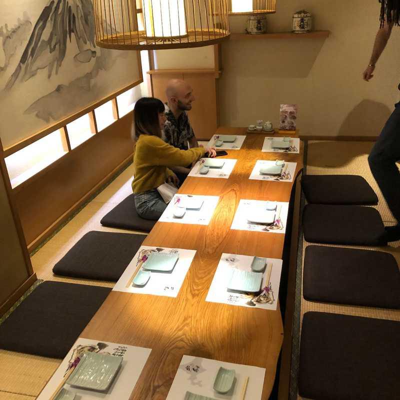 Sushi Hokkaido Sachi Pastuer