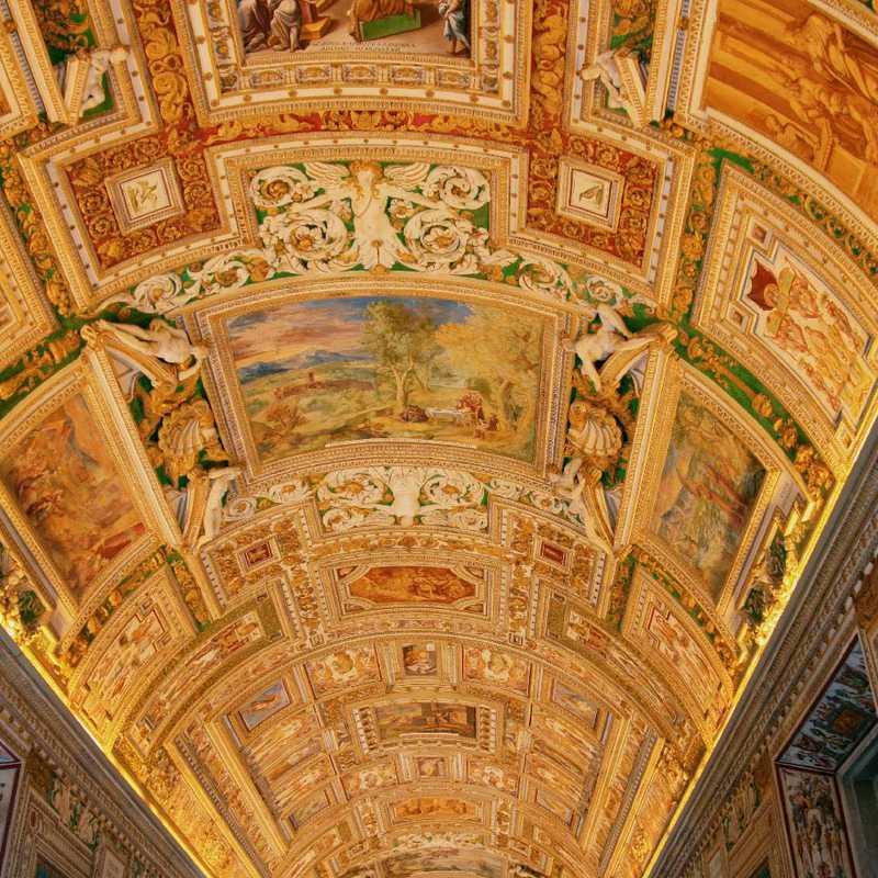 Vatican Museums & Sistine Chapel Tour