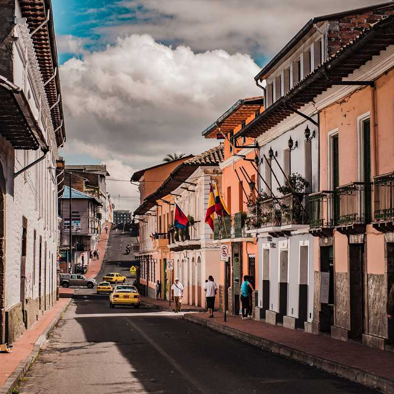 Trip Blog Post by @RoyMrad: QUITO 🇪🇨 | 1 day in Dec (itinerary, map & gallery)