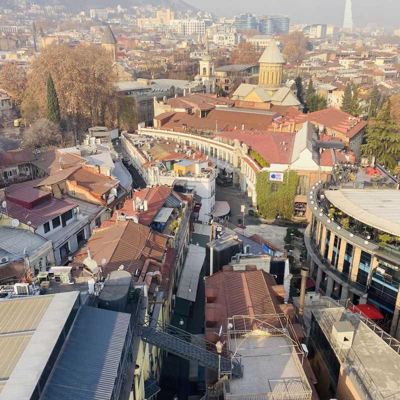 Tbilisi botanical garden