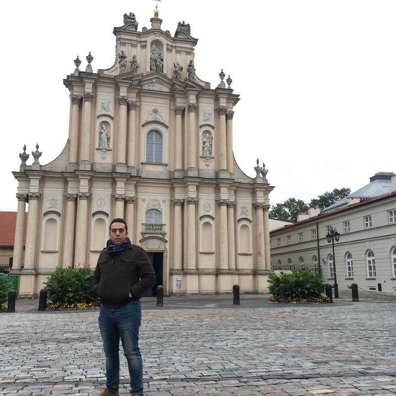 Roman Catholic Church of the Visitants